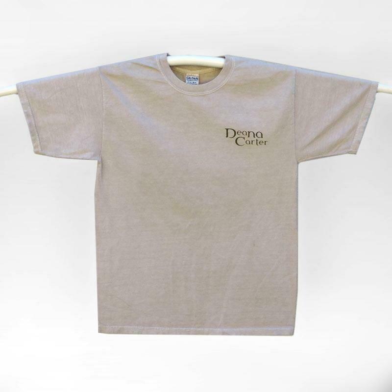 Deana Carter Story of My Life T-shirt - TAN - LARGE