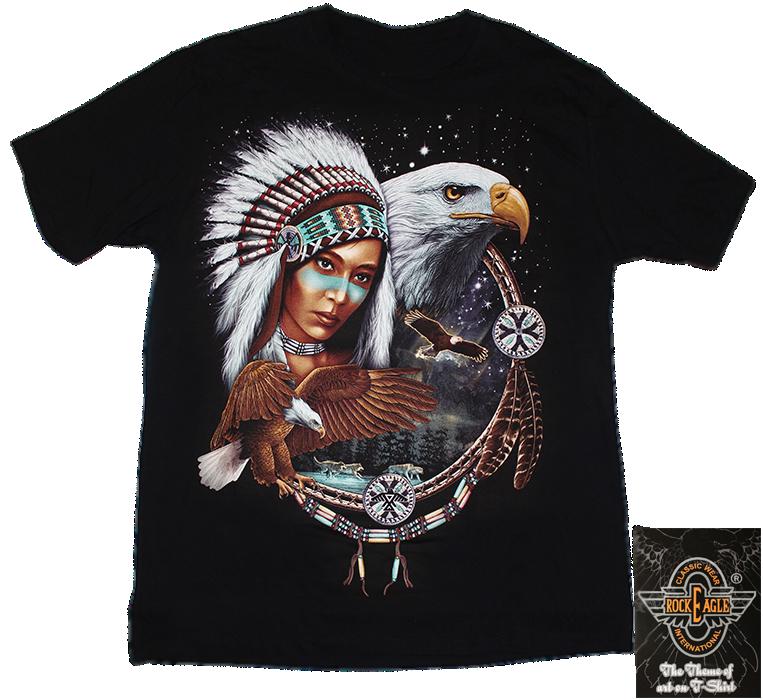 T-Girl & Eagle