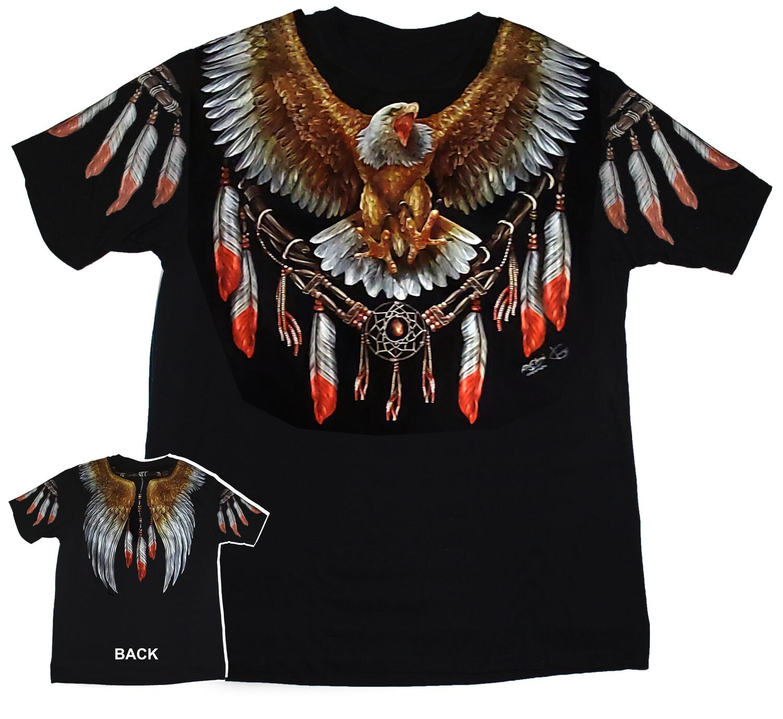 T-Eagle Feather Dream