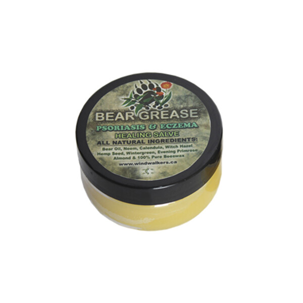 Bear Grease - Psoriasis & Eczema (Now only Sold within Canada) Sorry!