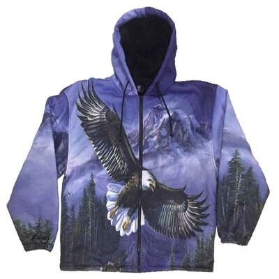 3D Printed Coat-Eagle