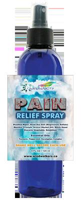 Pain Relief Spray