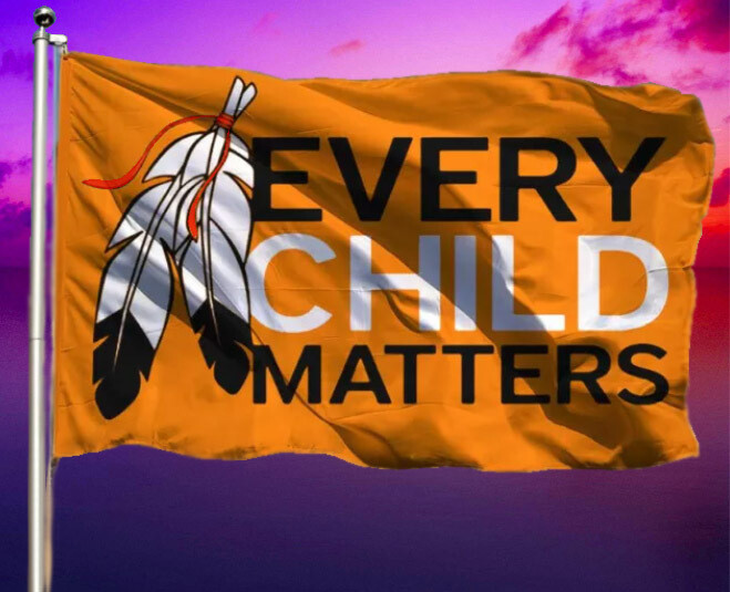 Every Child Matters Flags