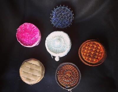 Snusfodral (finns i olika material)