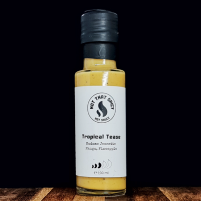 Tropical Tease #002 100ml Hot Sauce