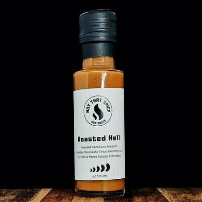 Roasted Hell #004 100ml Hot Sauce