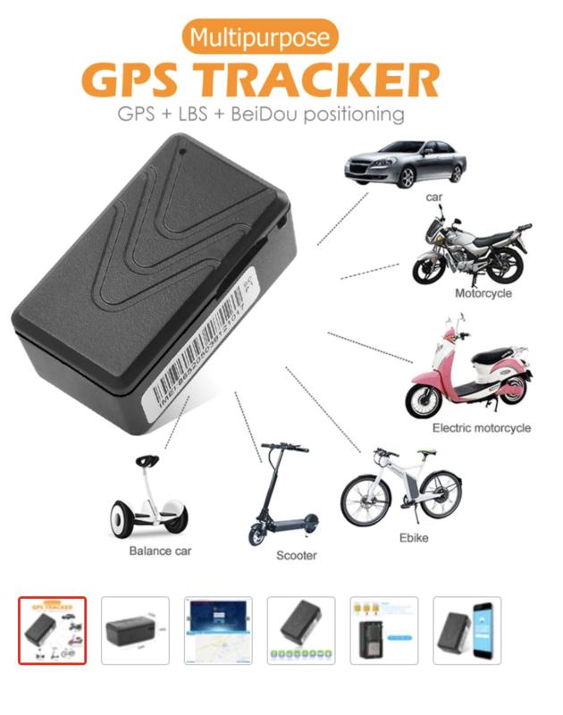 VOODOL GPS Tracker