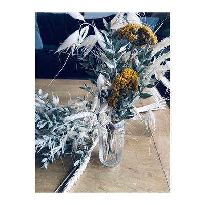 Le bouquet bohème chic