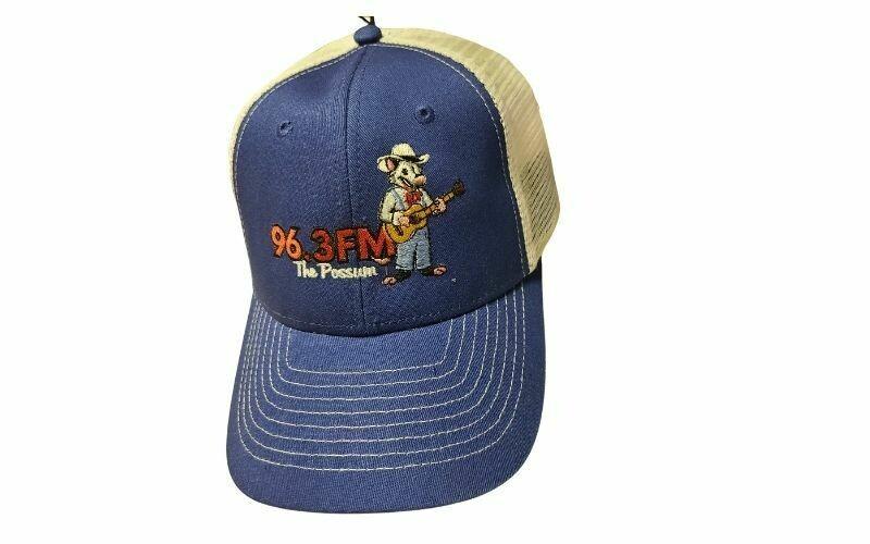 Possum Snapback Hat