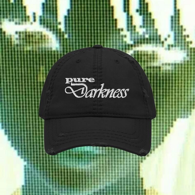 PURE DARKNESS HAT