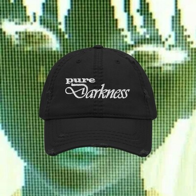 PURE DARKNESS HAT