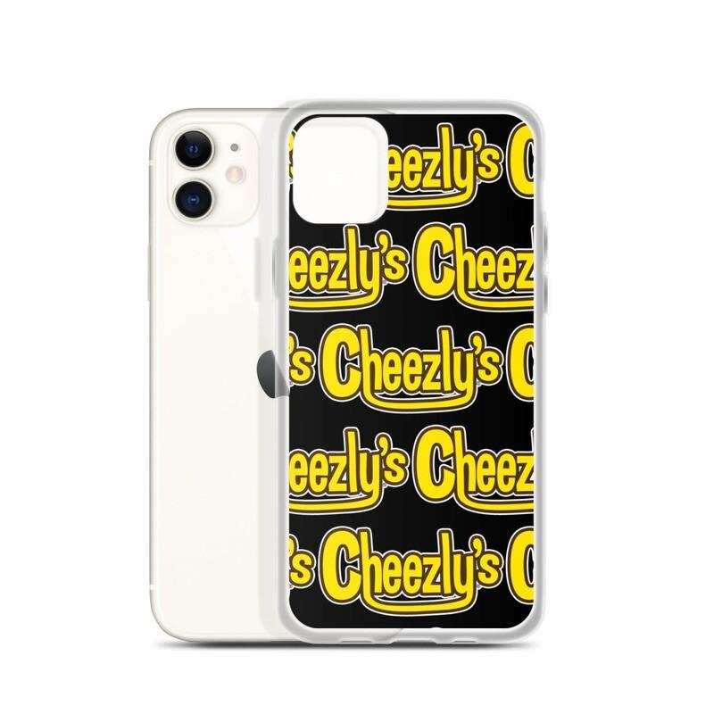 Cheezly's® Logo iPhone Case