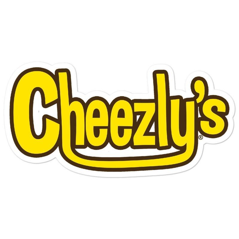 Cheezly's® Logo Sticker