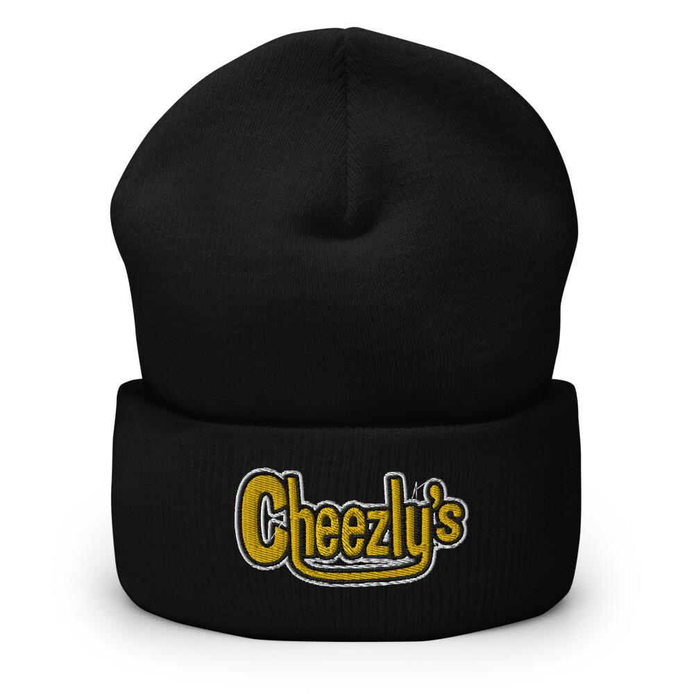 Cheezly's Logo Cuffed Beanie