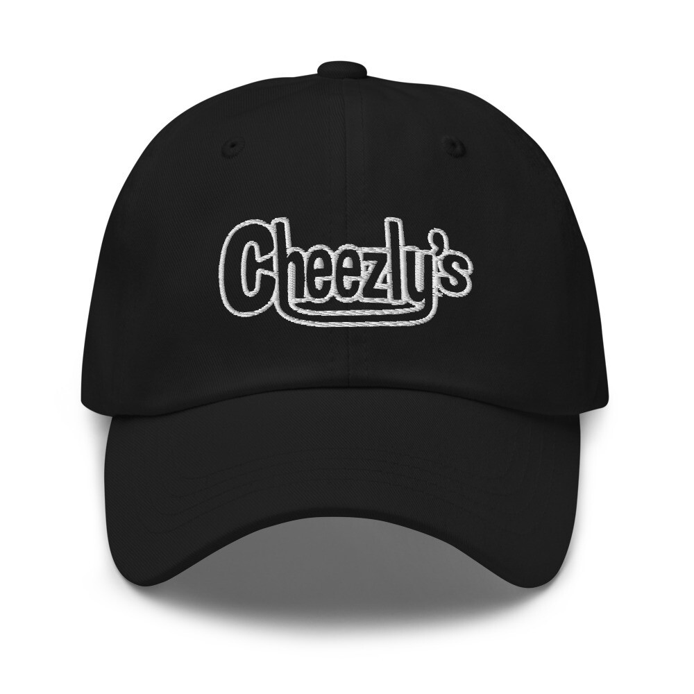 Cheezly's Logo Hat Unstructured