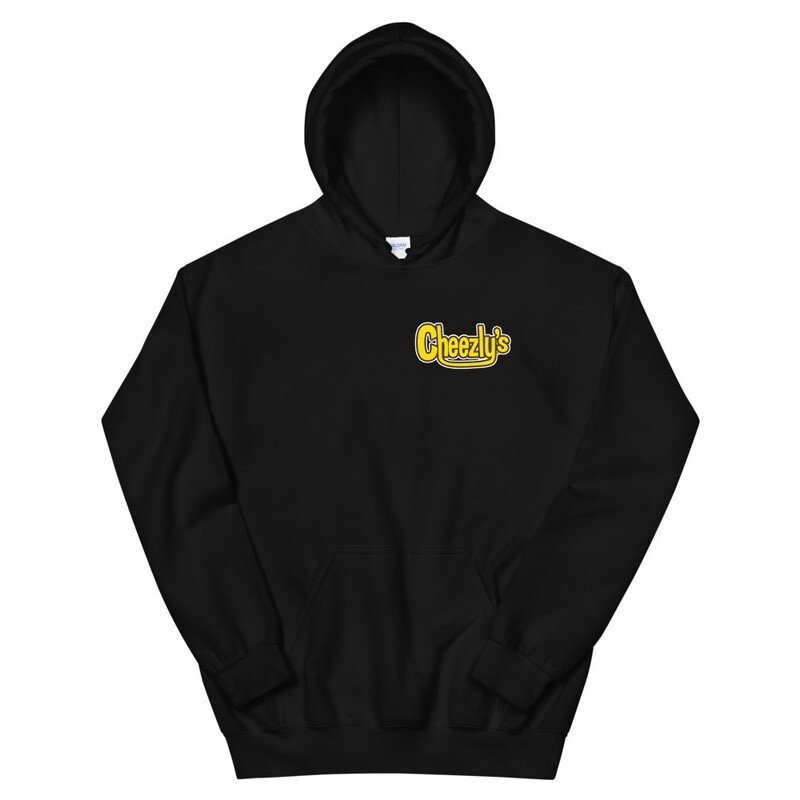 Cheezly's Logo Hoodie