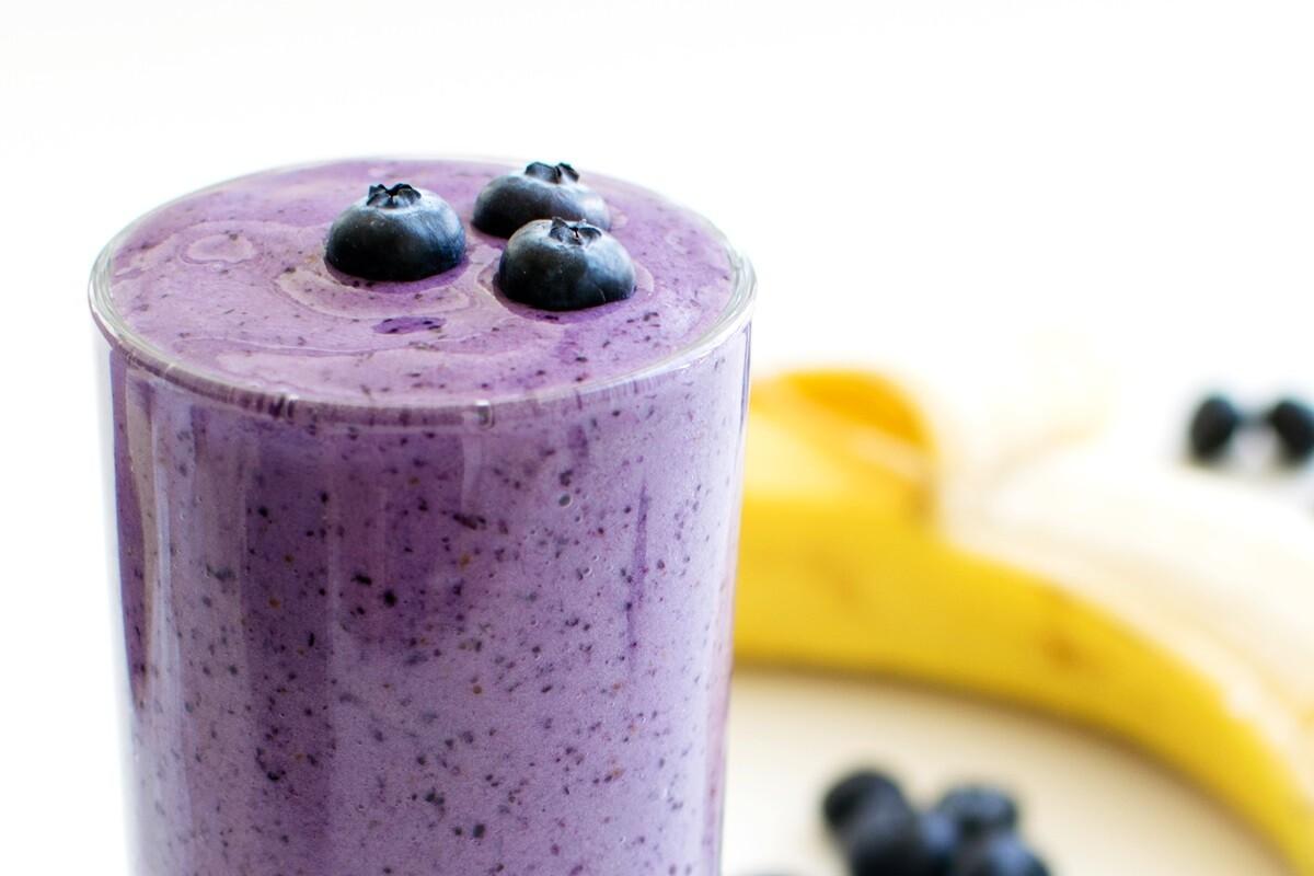 Blueberry Banana