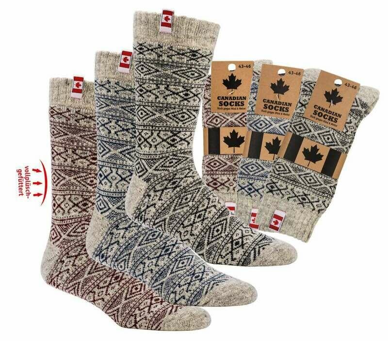 """Socken """"Canadian Socks"""""""