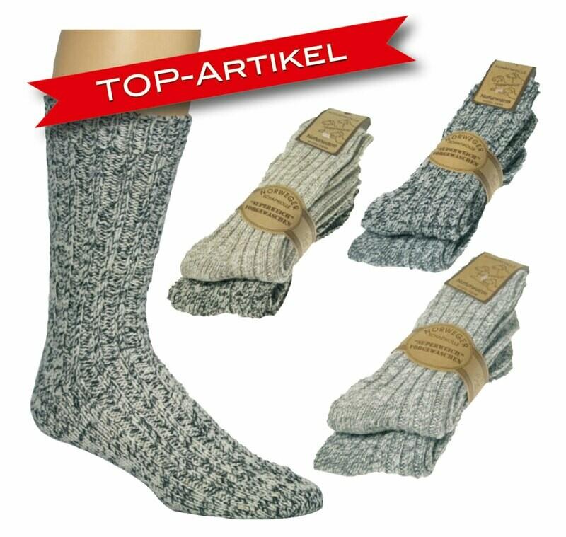 """Socken """"Norweger"""""""