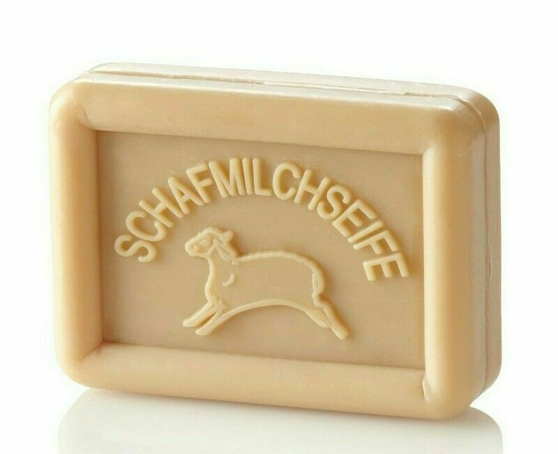 Schafmilchseife Hanföl