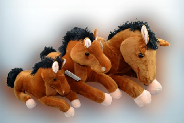 """Pferd, """"Amigo"""", braun"""
