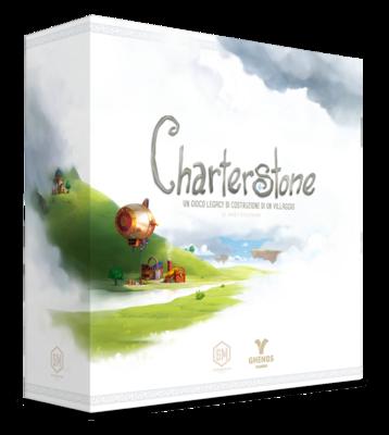 Charterstone – Gioco da Tavolo