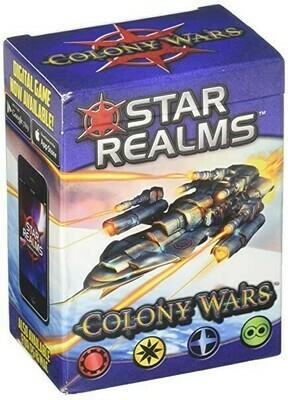 Star Realms: Colony Wars – EDIZIONE ITALIANA – Gioco da Tavolo