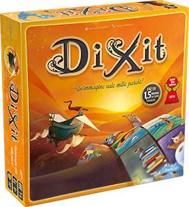 DiXit – Gioco da Tavolo – Versione 3/6 giocatori