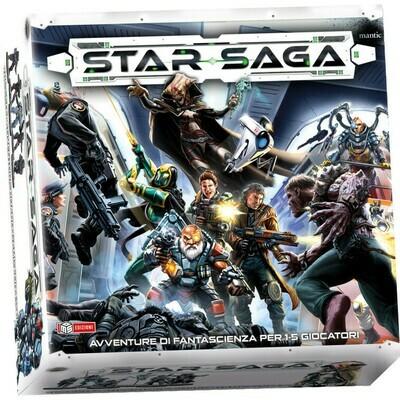 Star Saga – Gioco da Tavolo