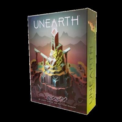 Unearth – Gioco da Tavolo