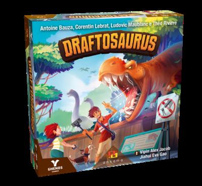Draftosaurus – Gioco da Tavolo