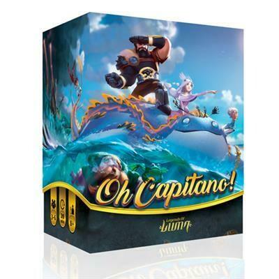 Oh Capitano!  – Gioco da Tavolo