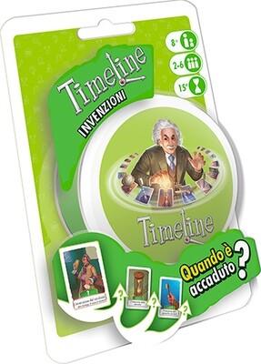 Timeline Invenzioni – Gioco da Tavolo