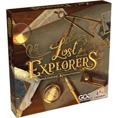 Lost Explorers – Gioco da Tavolo