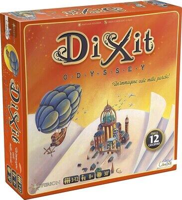 DiXit Odyssey – Gioco da Tavolo