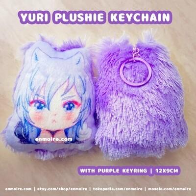 Yuri Plushie Keychain