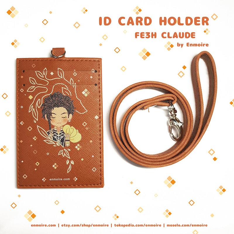 (LAST) FE3H ID CARD HOLDER+LANYARD