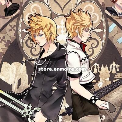 Kingdom Hearts A5 Prints Set