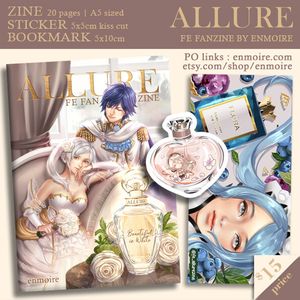 Allure Zine V.1
