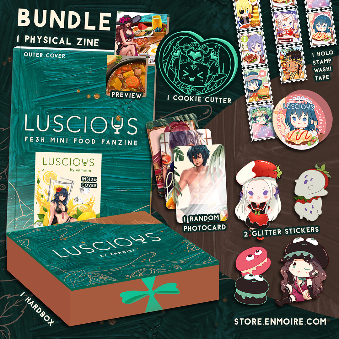 (PO) Luscious Bundle