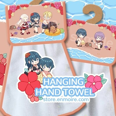 FE3H Summer Hanging Hand Towel