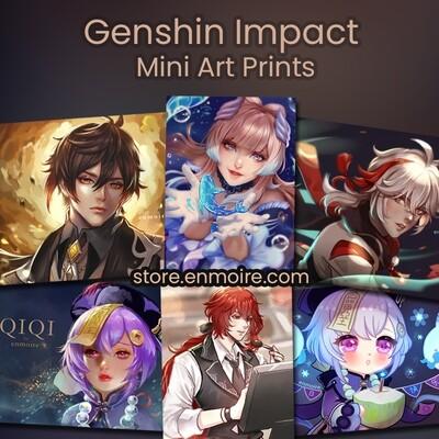 Genshin Impact Prints