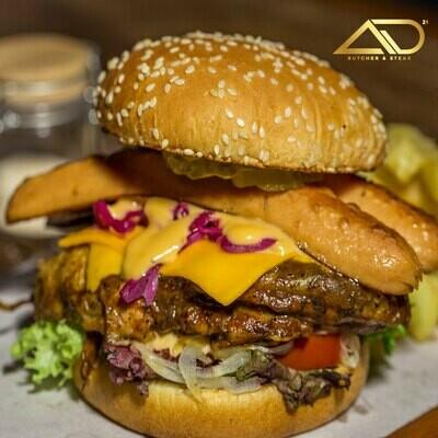 Chicken Jumbo Burger