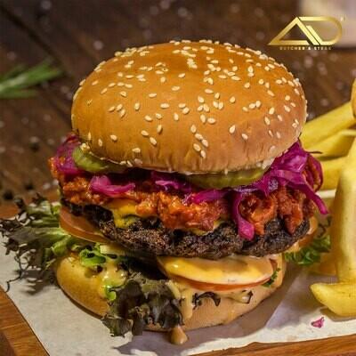 Dry Aged Wagyu Burger