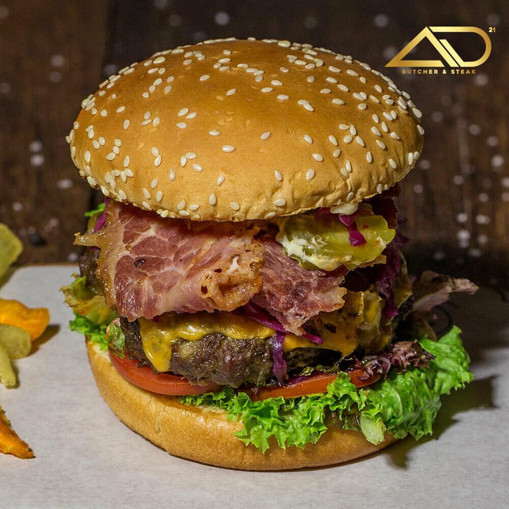 Smokey Meat Burger