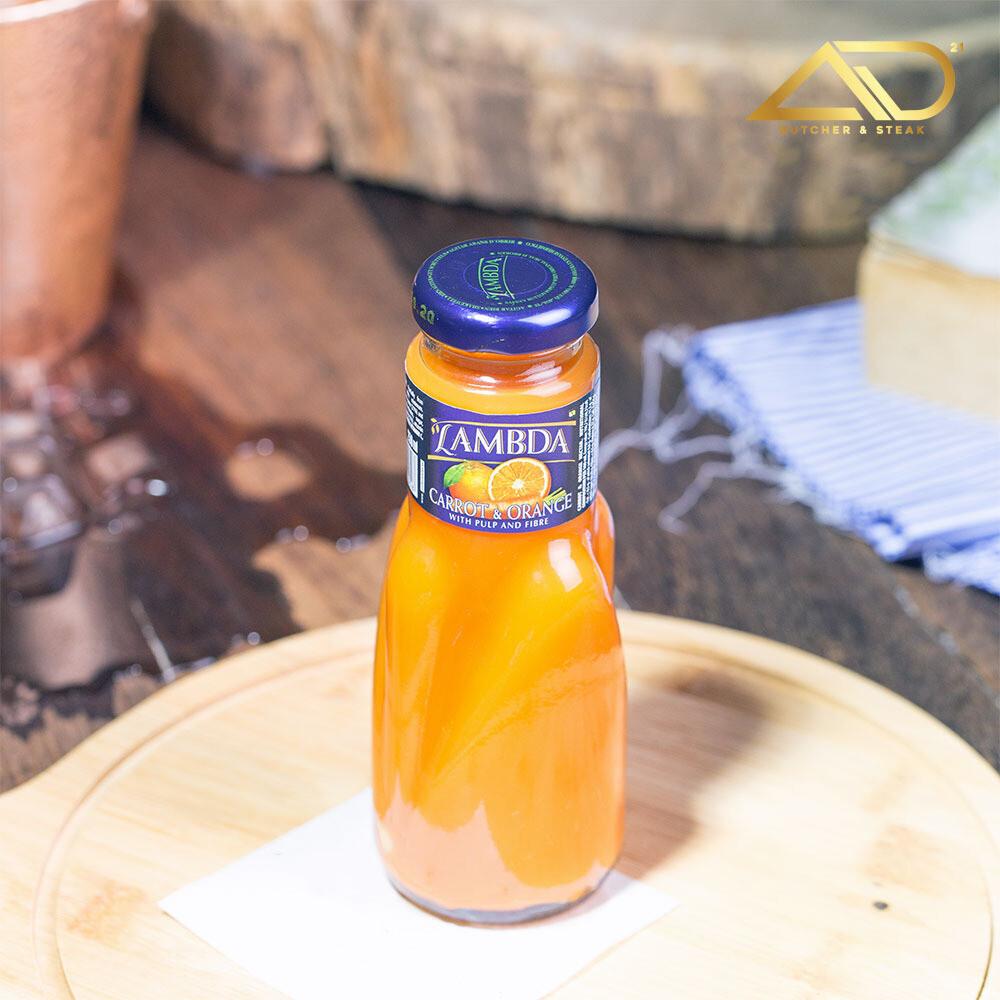 Carrot & Orange Juice