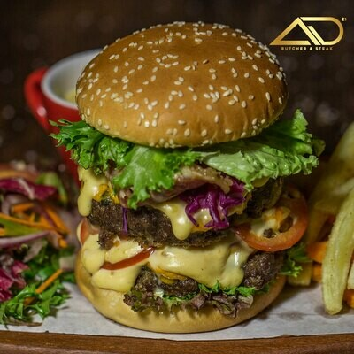 Double Meat Extreme Burger