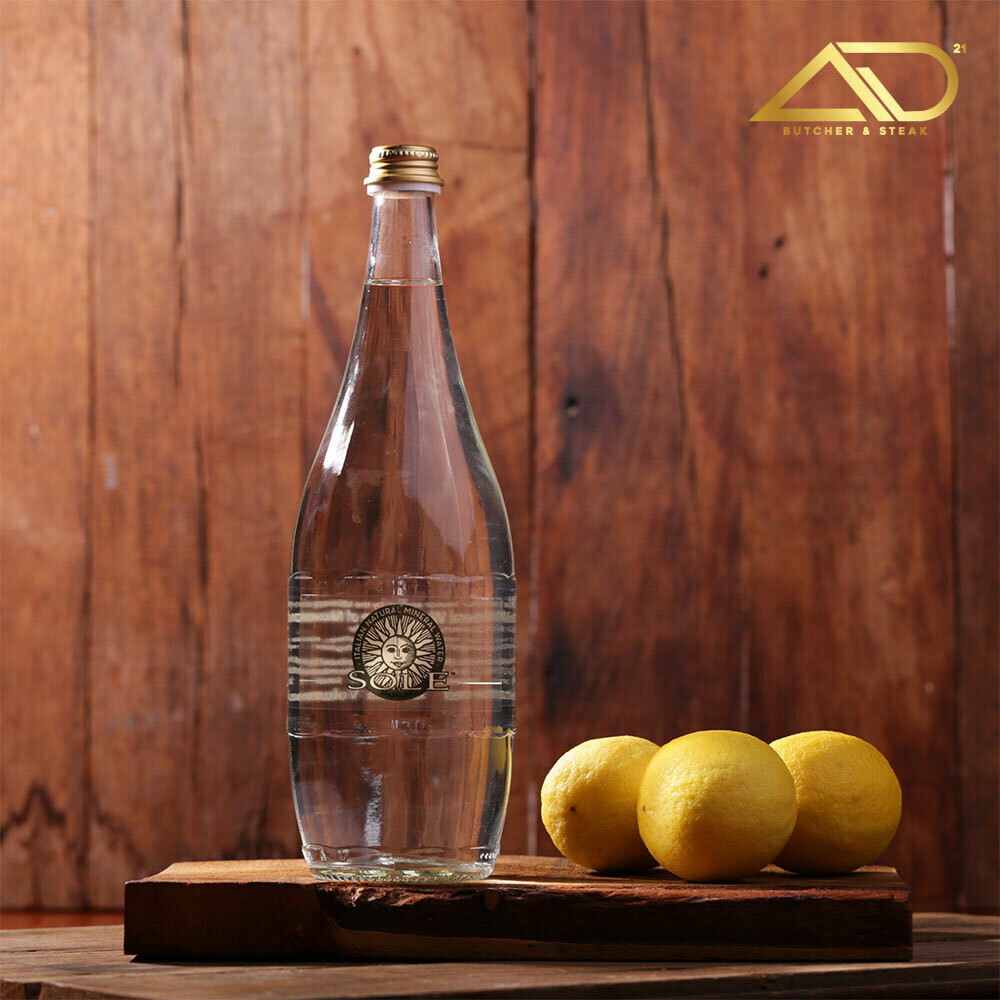 Sole Sparkling Water