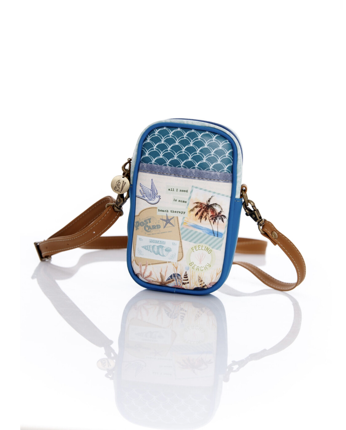 Crossbody Mini Bag  Sea Collection