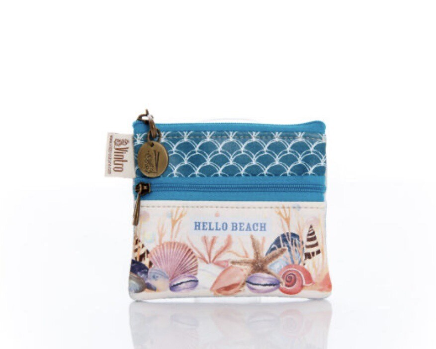 Coin Pouch Sea Collection